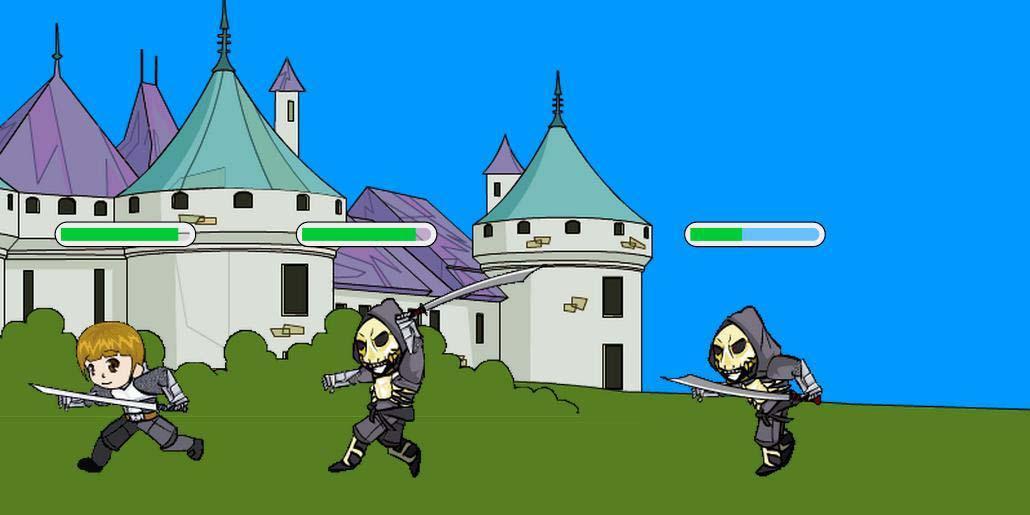 Castle-Knight 34
