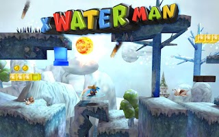 Screenshot of X WaterMan 3D