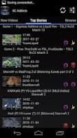 Screenshot of Starcraft Addicts Free