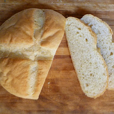 Bread Baking: It's Just White Bread
