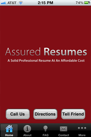 Assured Resumes LLC