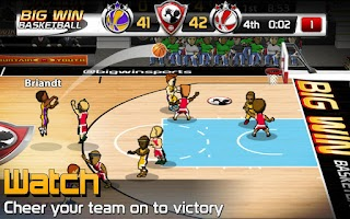 Screenshot of BIG WIN Basketball