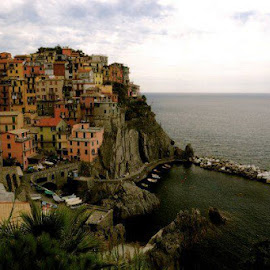 Cinque Terre, Italy by Rose Hawksford - Landscapes Travel