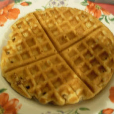 Whole-Grain Honeyed Waffles