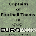 Euro Football Teams Captains icon