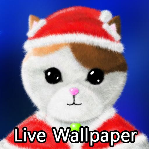 雪が降る ライブ壁紙 クリスマス (メイ) 生活 App LOGO-硬是要APP