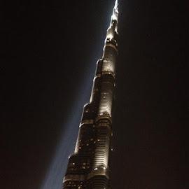 Burn Khalifa Dubai by Yazan Rabah - Buildings & Architecture Office Buildings & Hotels