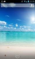 Screenshot of Blue Beach