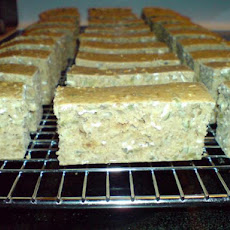 Paul's Homemade Almond Banana Protein Bars