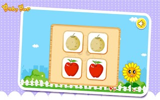 Screenshot of Fruity Matching -BabyBus