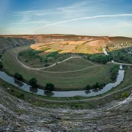 by Yurii Kaluzha - Landscapes Prairies, Meadows & Fields