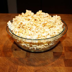 Spicy & Sweet Popcorn