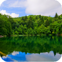 Forest Lake Live Wallpaper icon