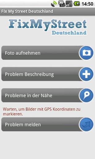 Fix My Street Germany