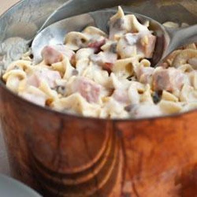 Campbell's® Pennsylvania Dutch Ham and Noodle Casserole