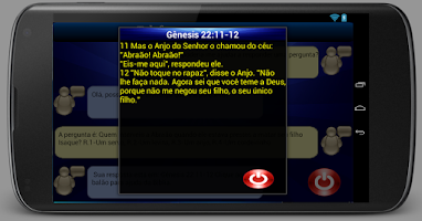 Screenshot of Jogo do Milhão Bíblico