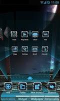 Screenshot of Next Launcher Theme Robotect