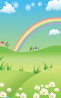 Screenshot of Baby Bubble Pop
