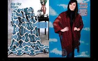 Screenshot of Quick & Easy Crochet Magazine