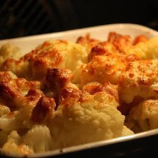 Cauliflower And Sausage Gratin
