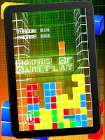 Screenshot of Neo Block Fan Tetris HD