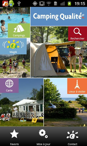 Guide Camping Qualité
