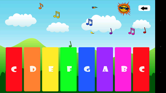 Fun Kids Piano - screenshot