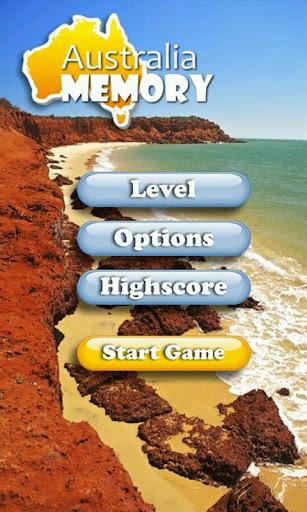 Australia Memory Game PRO