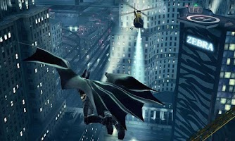 Screenshot of The Dark Knight Rises