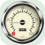 Gauge Vintage Battery APK Image