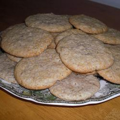 Dutch Ice Box Cookies