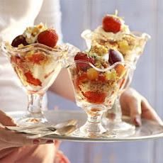 Fruity Summer Sundaes