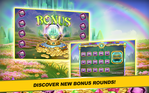 Slots Great Wizard Way PRO - screenshot