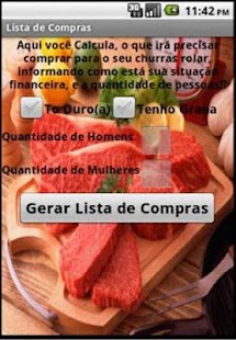 Churras - screenshot