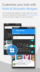 C Locker Pro (Widget Locker) 8.2.16 APK 5
