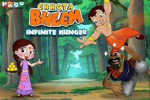 Screenshot of Chhota Bheem Infinite Hunger