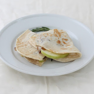 Easy Appetizer | Brie Quesadillas