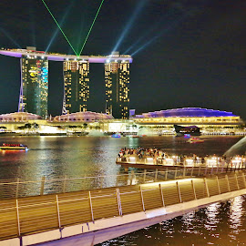 New Bridge by Koh Chip Whye - Buildings & Architecture Office Buildings & Hotels (  )