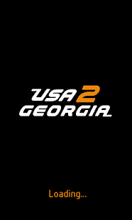 USA2Georgia Mobile - screenshot