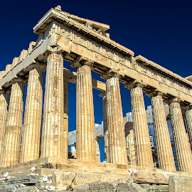 Parthenon temple by Sergios Georgakopoulos - Buildings & Architecture Public & Historical ( parthenon, ancient, greece, athens )