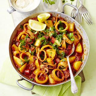 Squid Italian Recipes