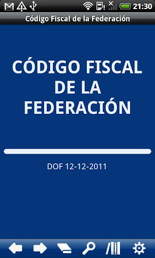 Mexican Federal Tax Code