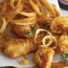 Beer Batter Fish Fillets