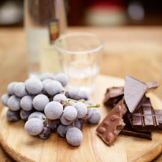 Frozen Grapes With Alcohol Recipes