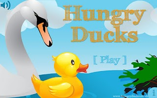 Screenshot of Hungry Ducks Free