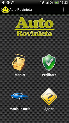 auto-rovinieta for android screenshot