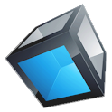 Transparent Launcher icon