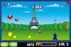 Screenshot of Killer balls  Free