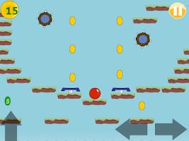 Screenshot of Bounce Adventures