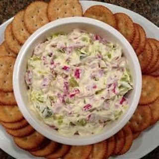Pickle Roll-up Dip